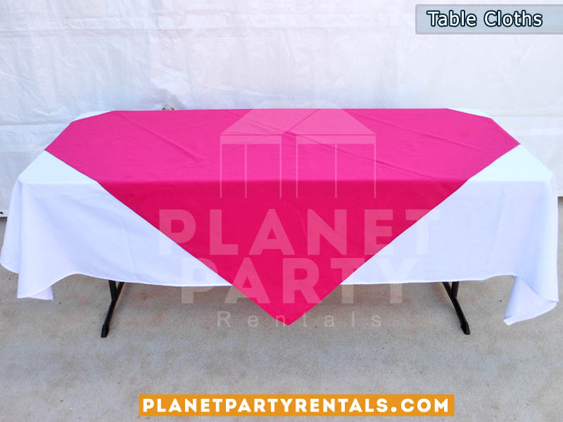 Table Cloths / Linen Rentals