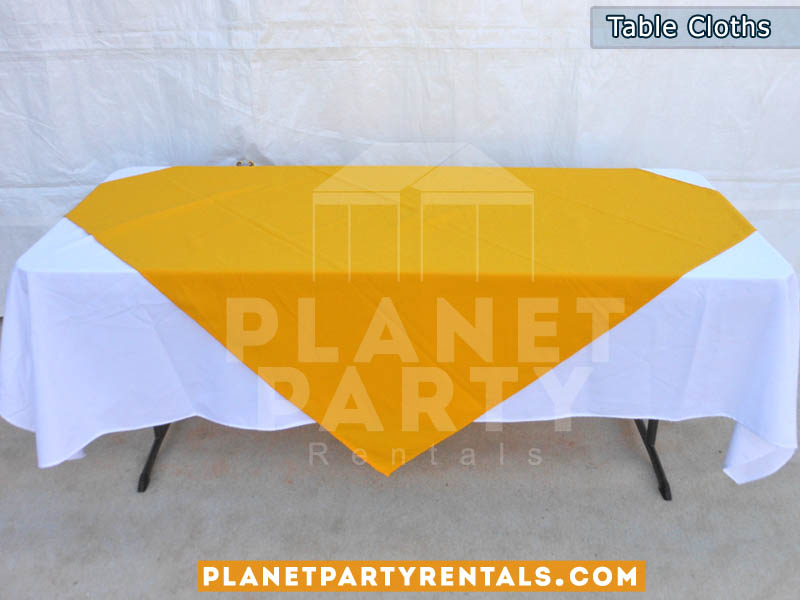 Table Cloths Linen Rentals
