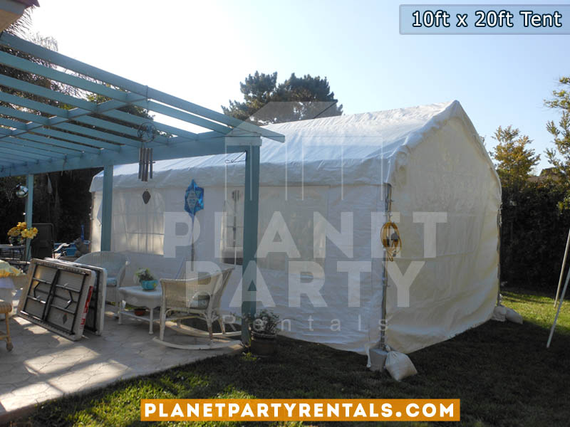 10ft x 20ft Tent Rental San Fernando Valley