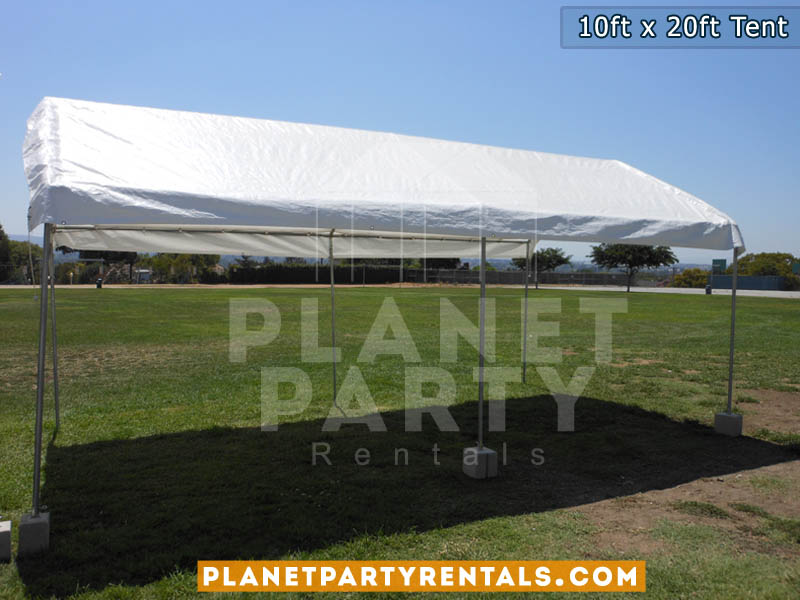 Party Tents for rent 10ft by 20ft - 10feet High - Canopy Party Tents for rent Weddings Partys Events Birthdays XV