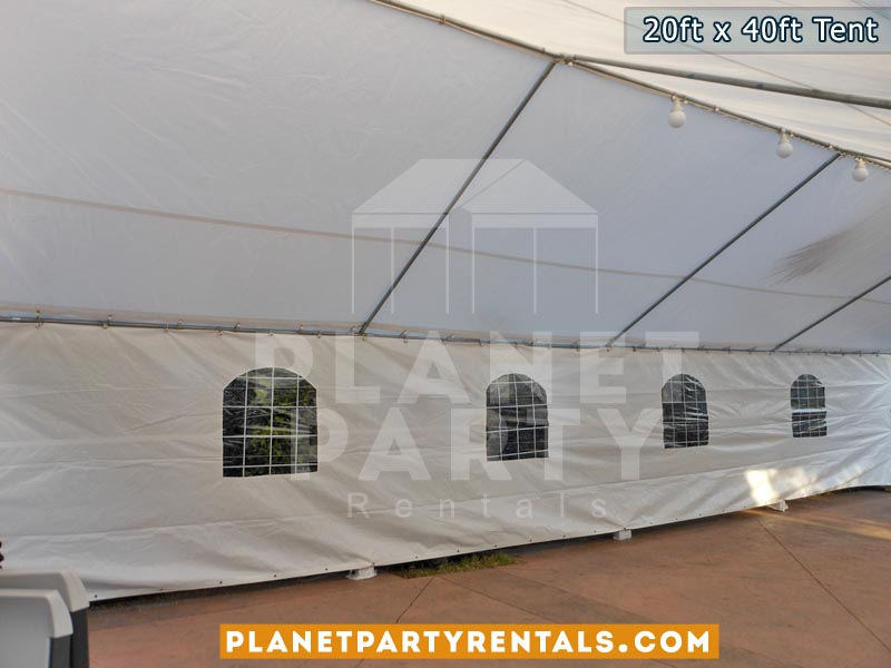 20ft x 40ft tent rental pictures prices for 20 40 window