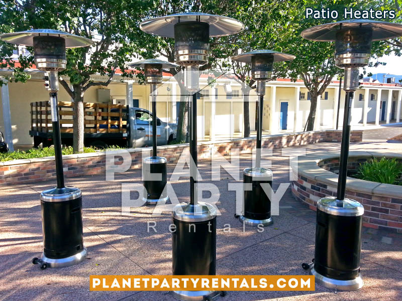 Outdoor Patio Heater/Space Heaters Rentals