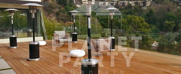 Patio Heaters for Rent | Heater includes Propane Gas - Patio Heaters For Rent Heater Includes Propane Gas |